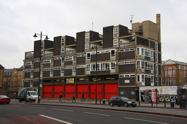 File:Shoreditch Fire Station - geograph org uk - 1162874 jpg