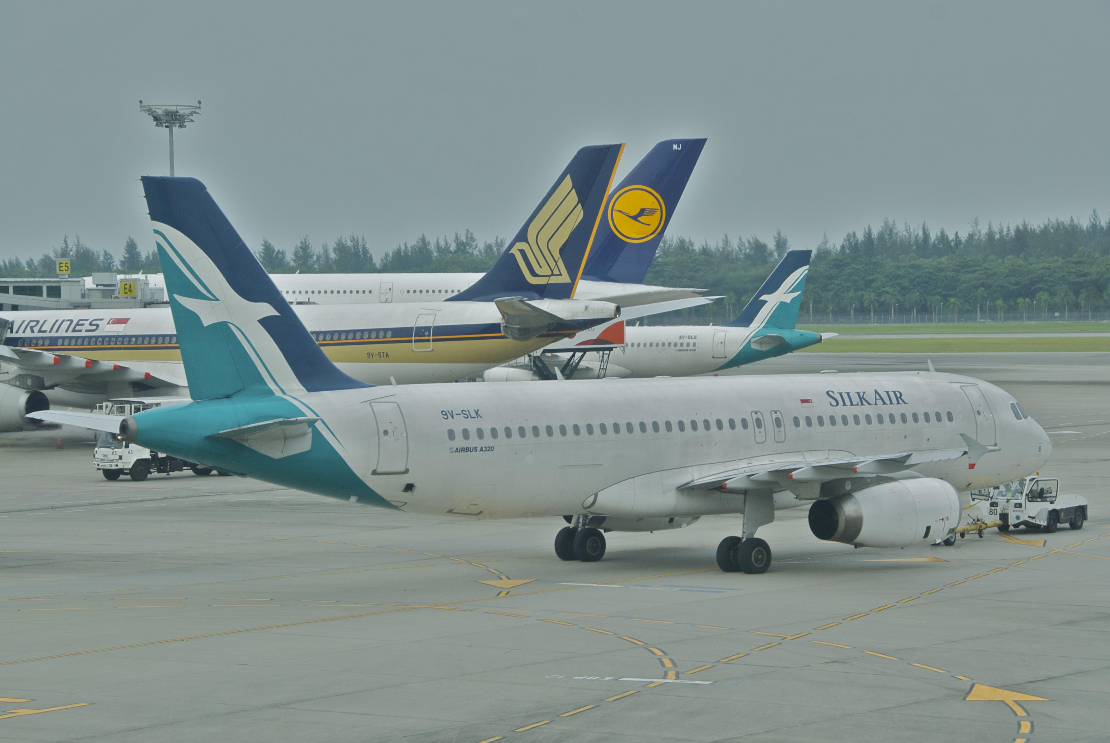 Silk Air Ktm To Singapore