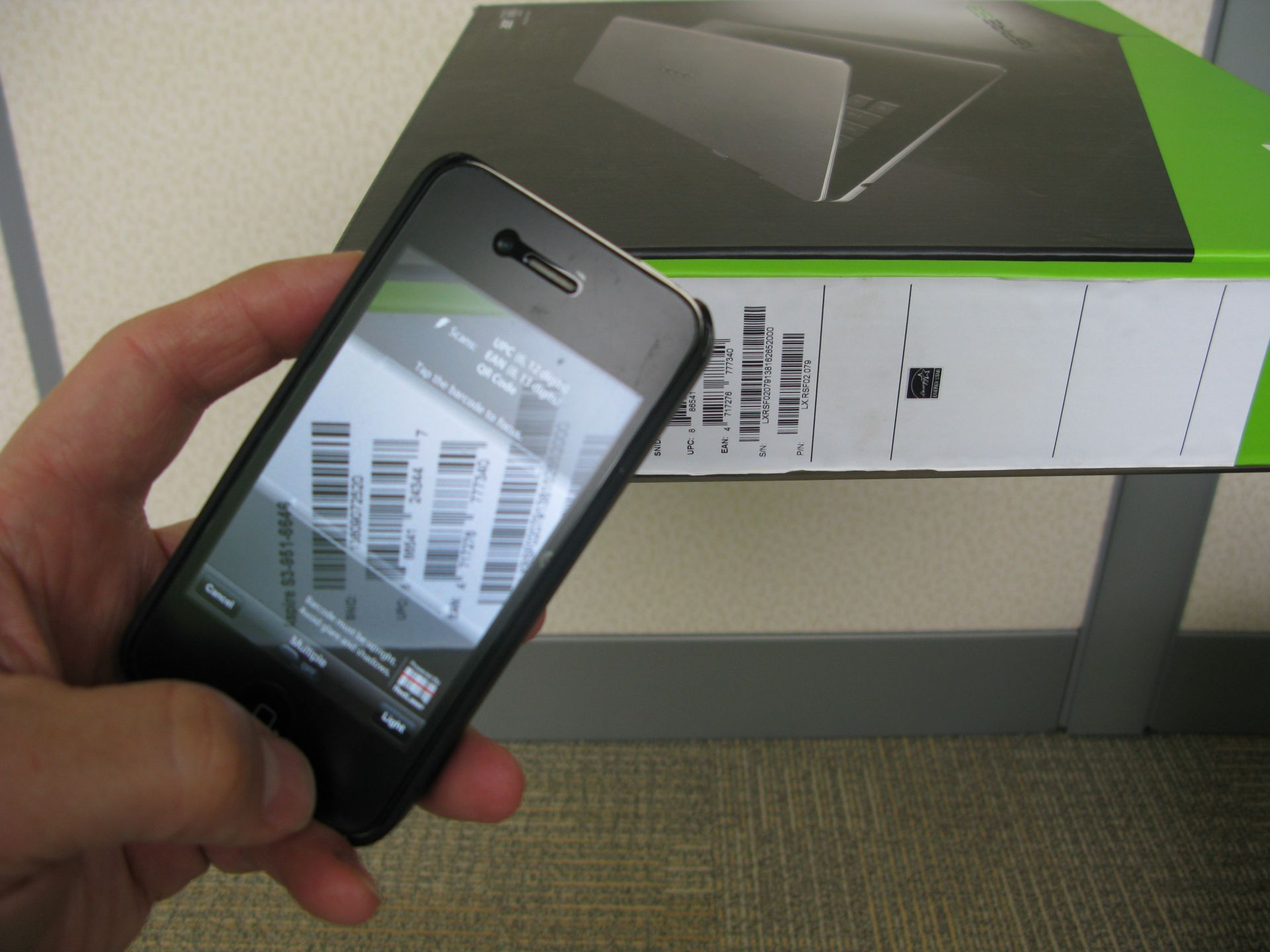 Will Smartphones Replace Enterprise Grade Devices as Barcode