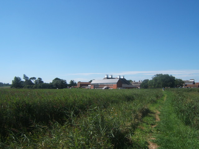Snape Maltings - geograph.org.uk - 229437