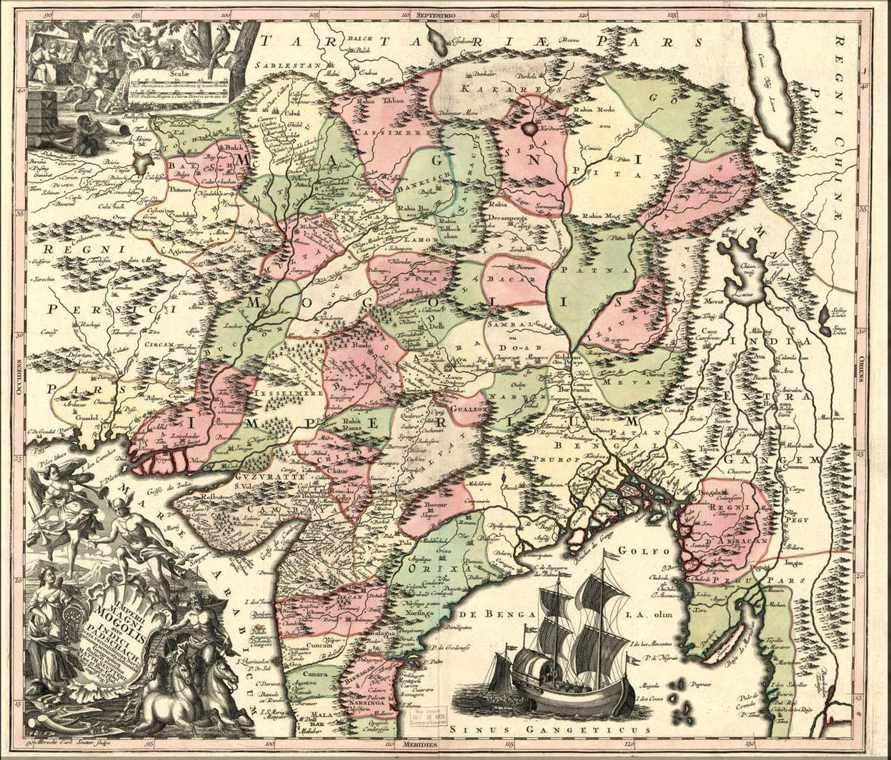 India Map Asia.File South Asia India Map In 1730 By Matthaeus Seutter Jpg