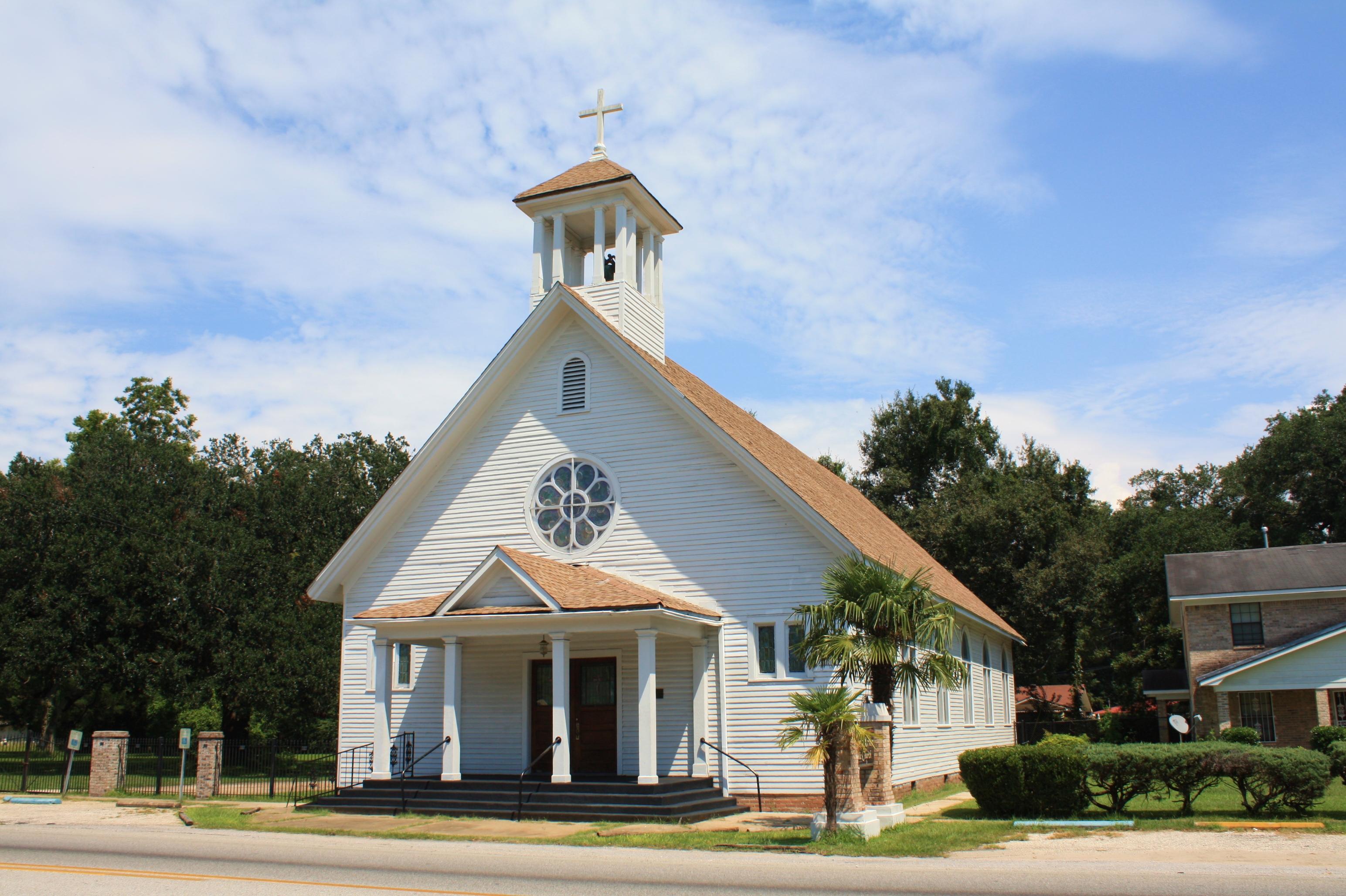Saint Francis Xavier Roman Catholic Church Mobile