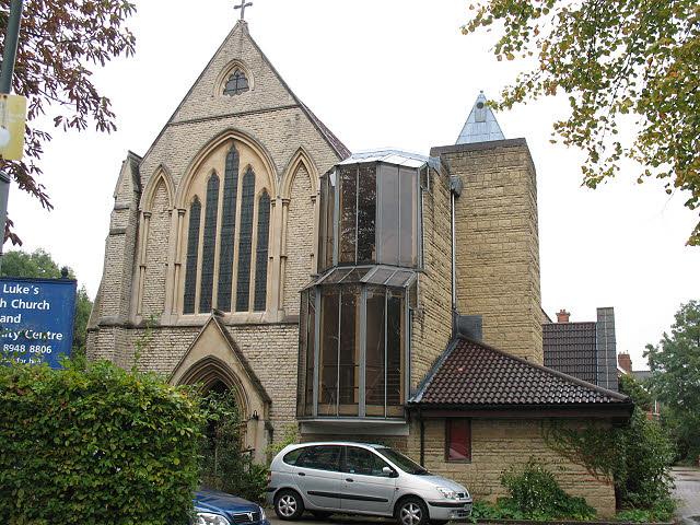 St Luke S Church Kew Wikipedia