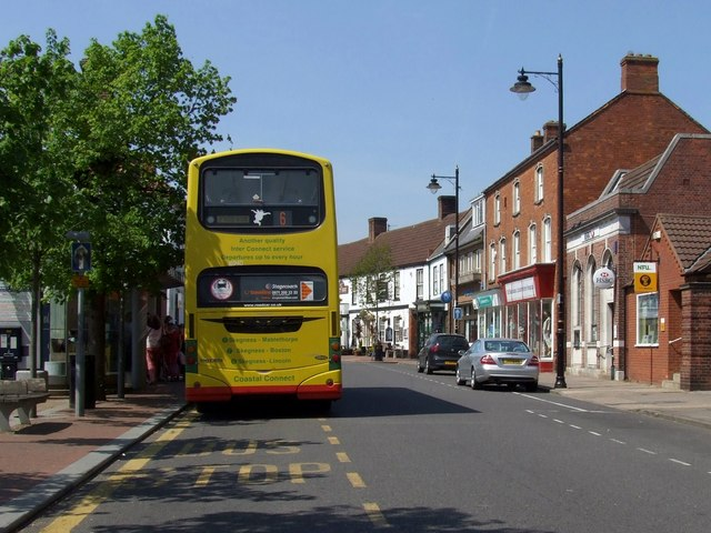 File:Stagecoach bus Coastal Connect livery Volvo B7TL Wright Eclipse Gemini in Spilsby ...