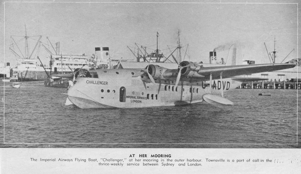 StateLibQld_1_154471_Flying_boat,_Challe