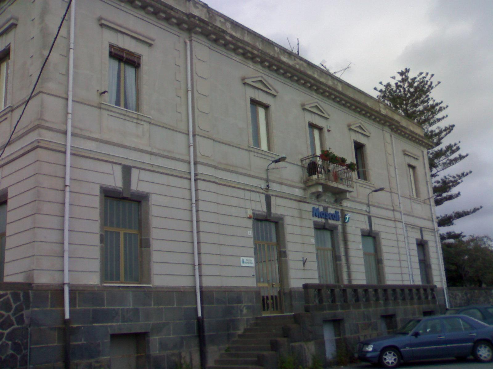 Mascali Italy  city photos : Stazione di Mascali Wikipedia