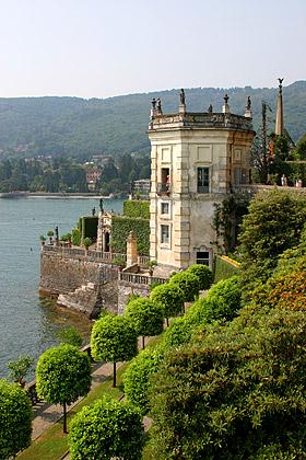 Isola Bella, Stresa, Piemonte, Italy