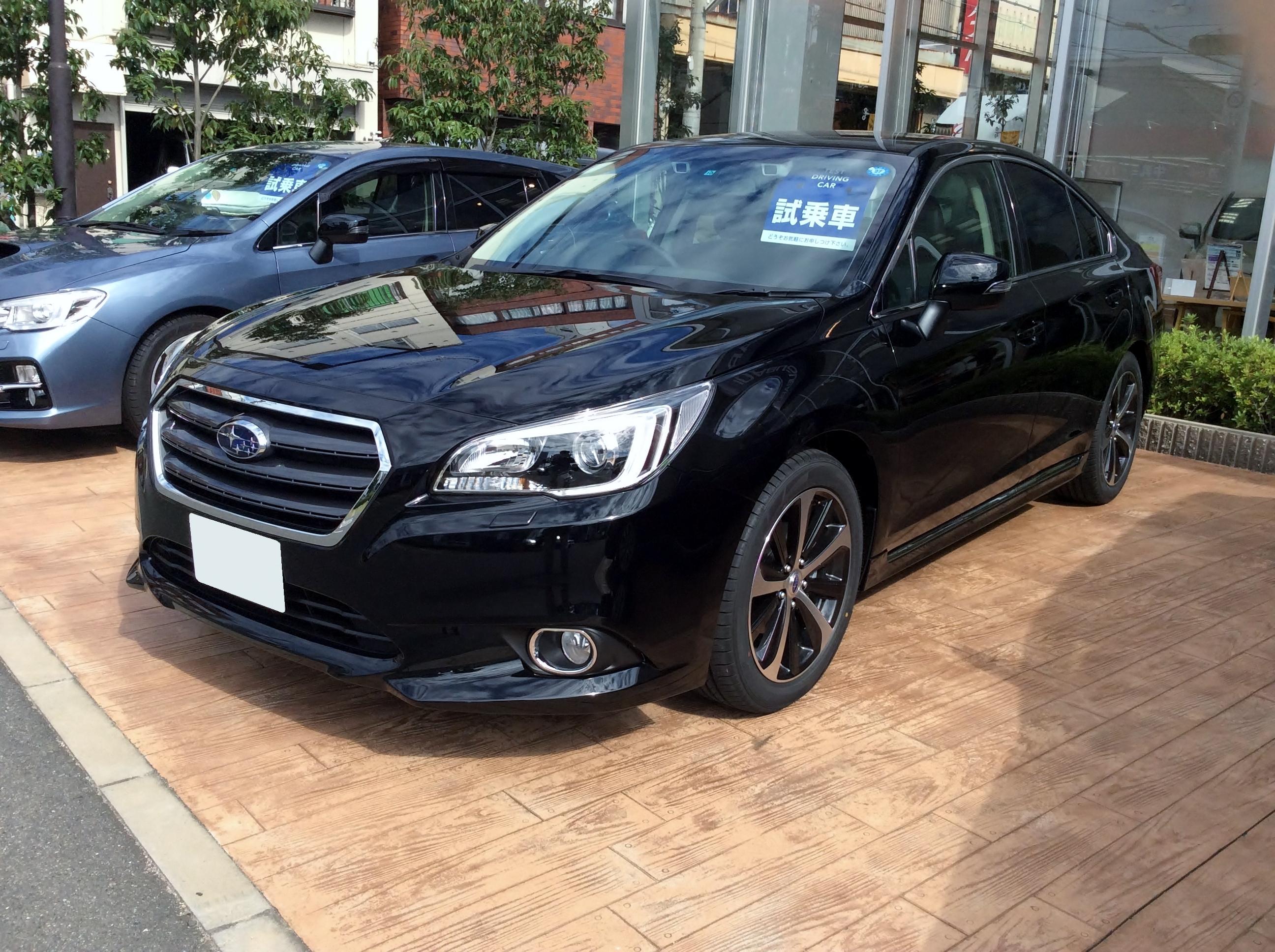 Subaru Legacy – Wikipedia