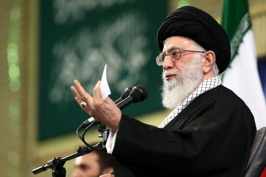 Twitter double standard: Khamenei's calls for destruction of Israel okay