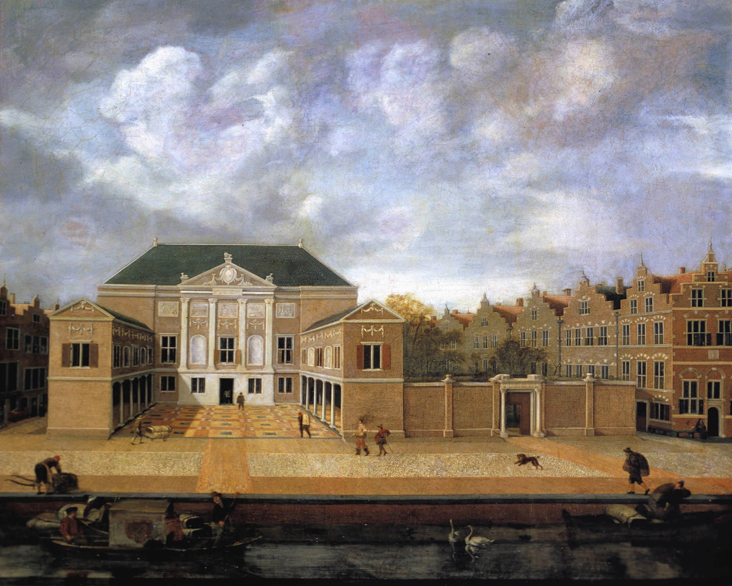Susanna van Steenwijk, Leiden Lakenhal, 1642