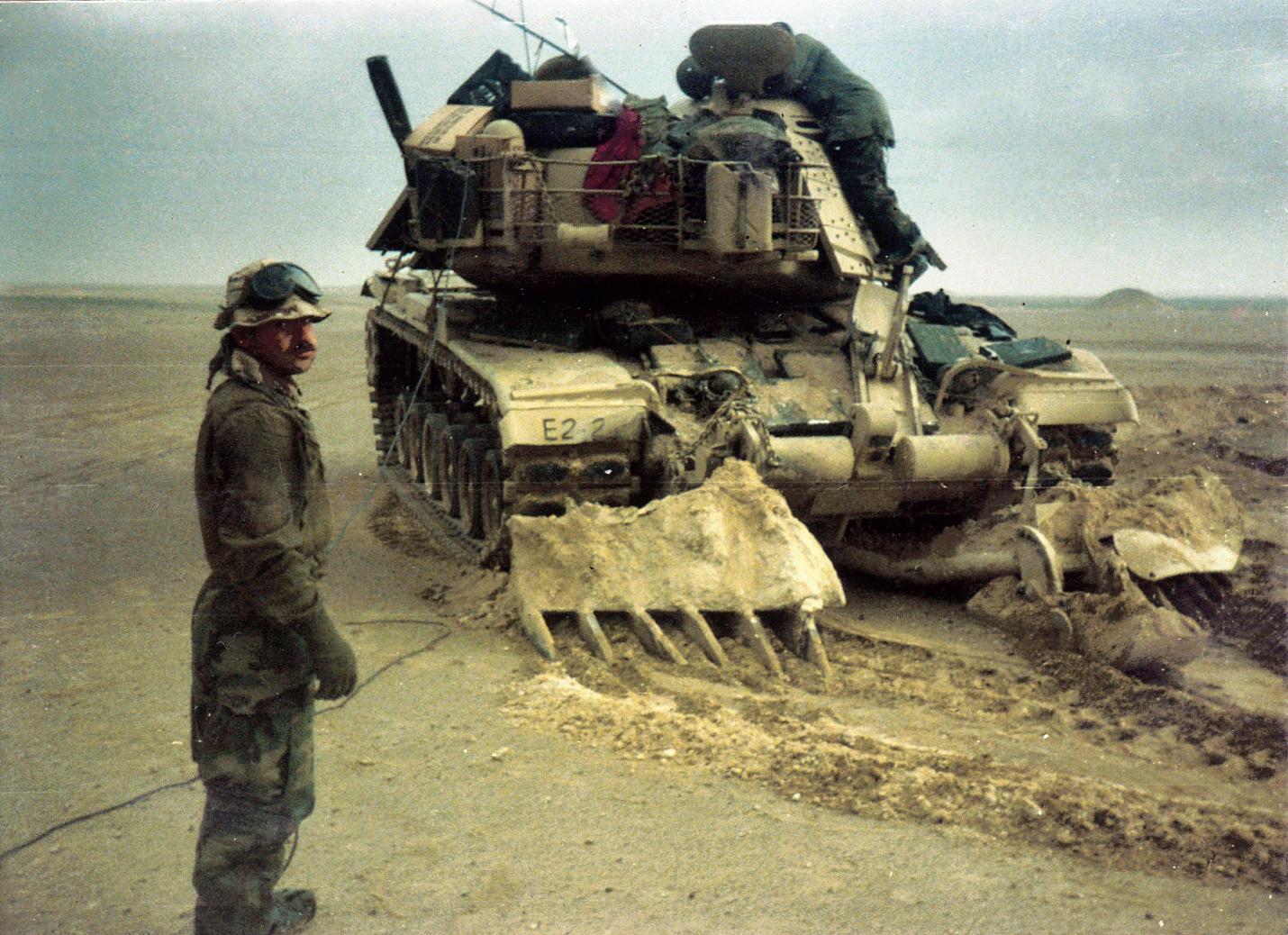 File:Tank plow U.S.Marine 3rd ceb.jpg - Wikimedia Commons