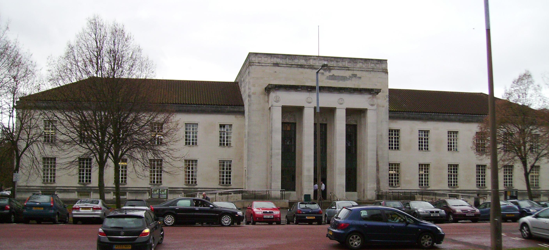 Cardiff University History Building
