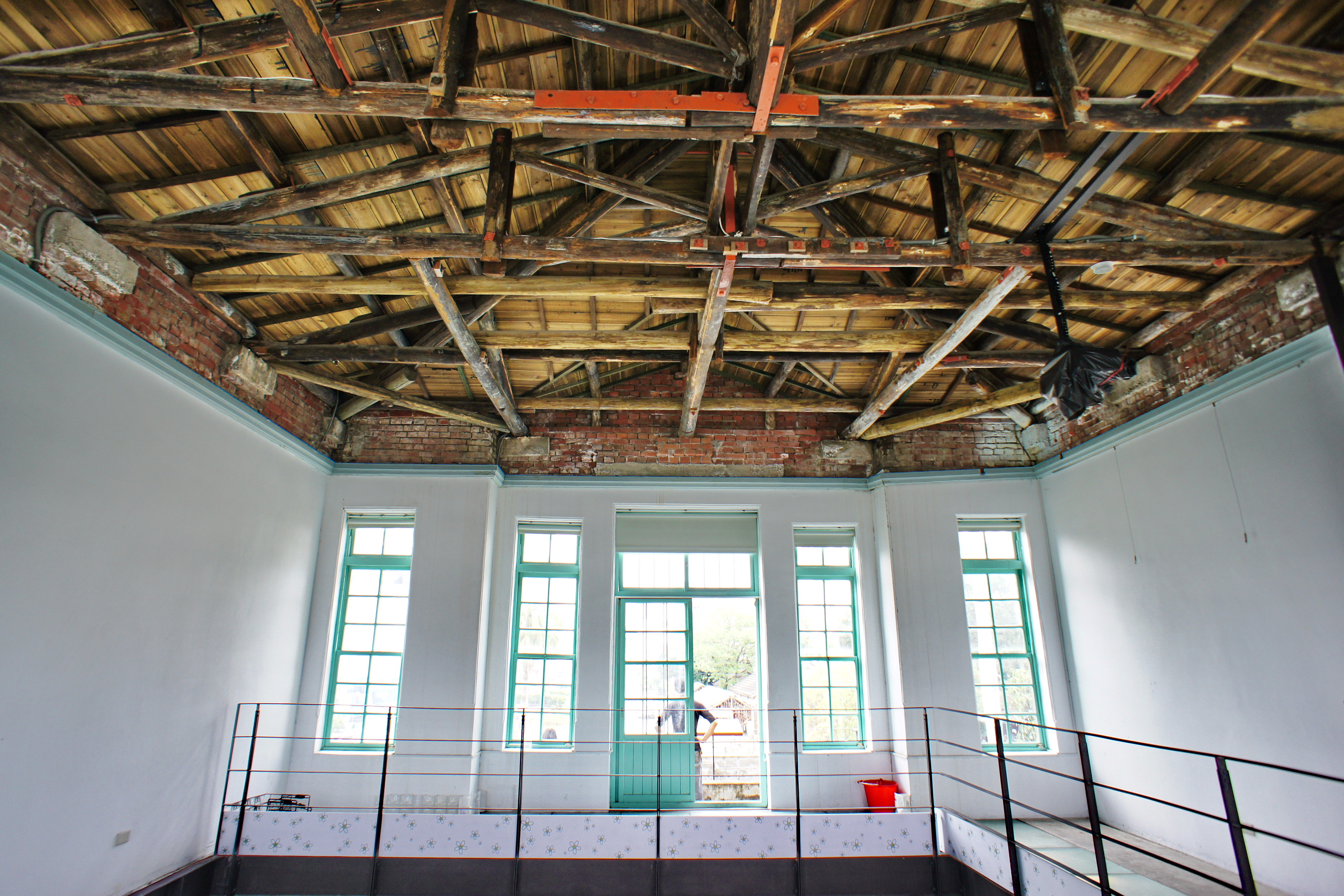 Yunlin Taiwan  city pictures gallery : Description The Memorial Assembly Hall in Douliou, Yunlin Taiwan