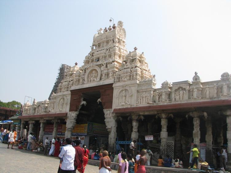 Thiruchendur Muruga Perumal Temple