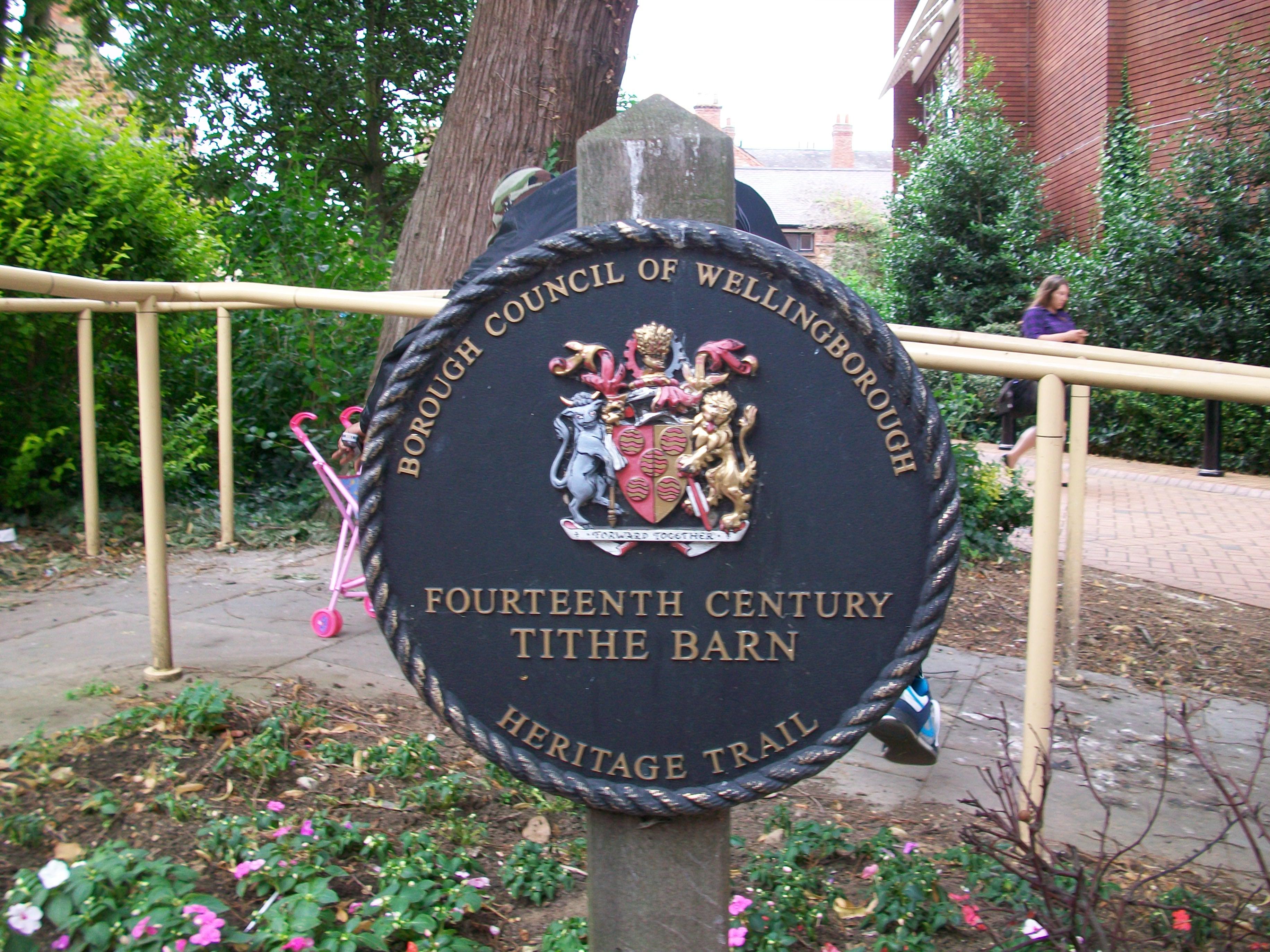 Tithe Barn Wellingborough Craft Fair