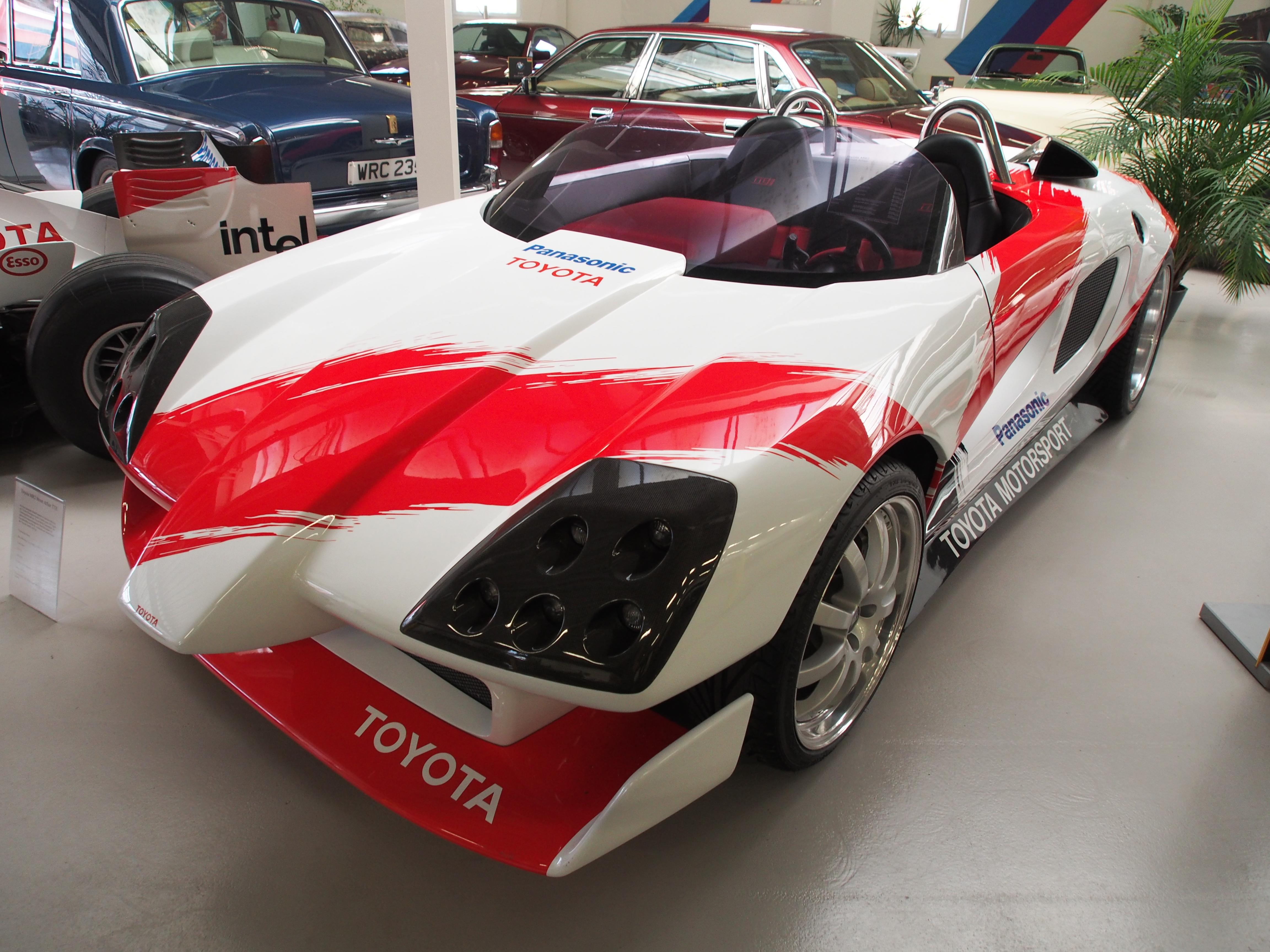 File:Toyota MR2 Street Affair TTE, 258hp, 140kmh, 1,8liter pic2 ...