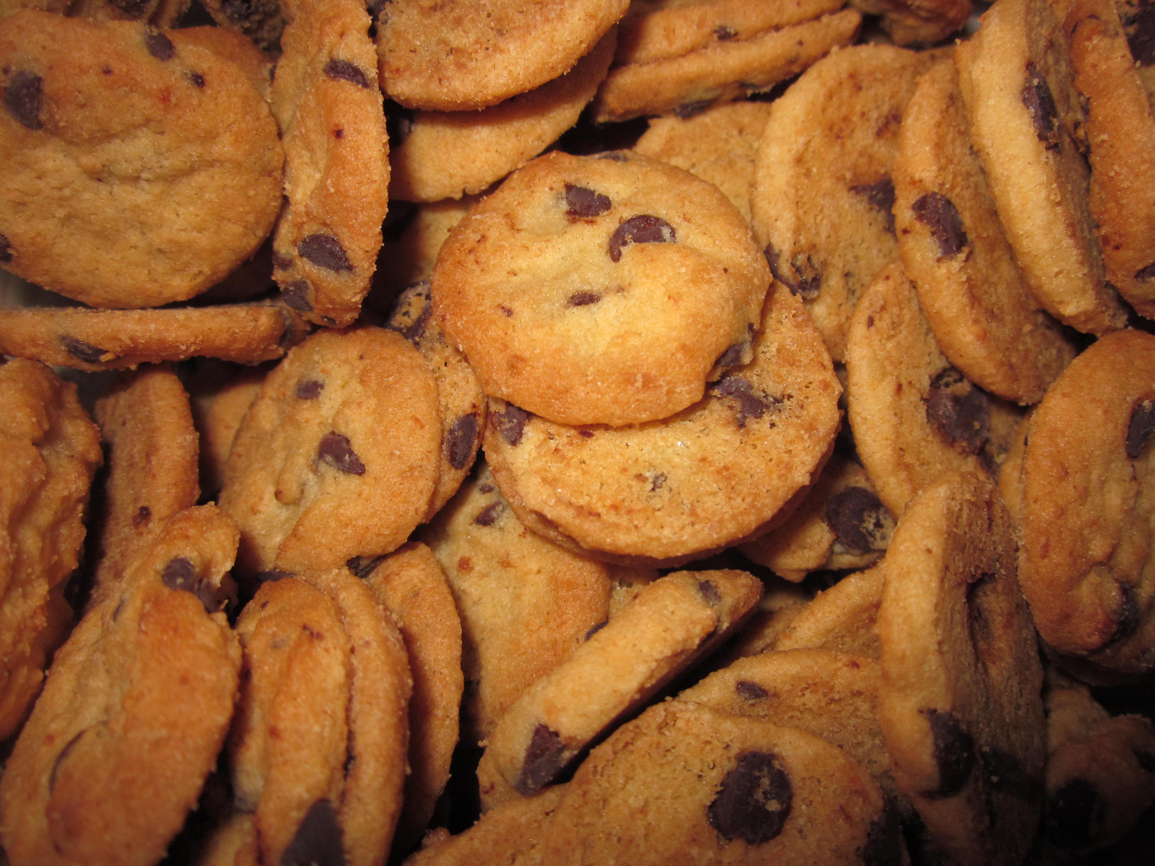 Description Trader Joe's Crispy Crunchy Chocolate Chip Cookies.JPG