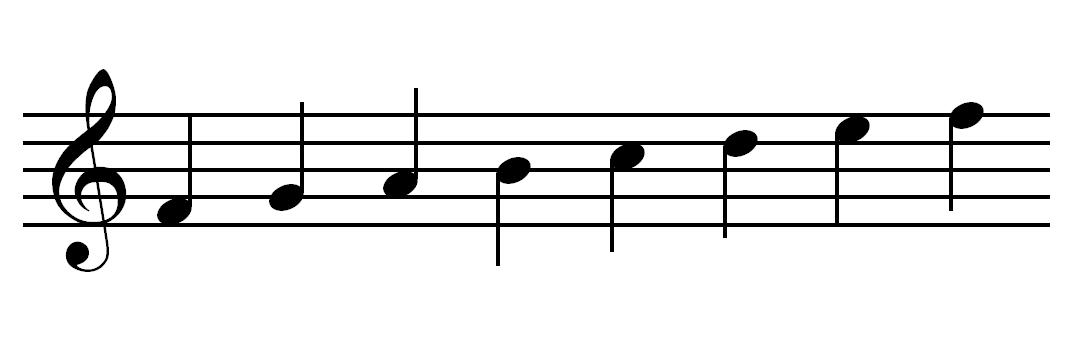 filetreble clef notesjpg