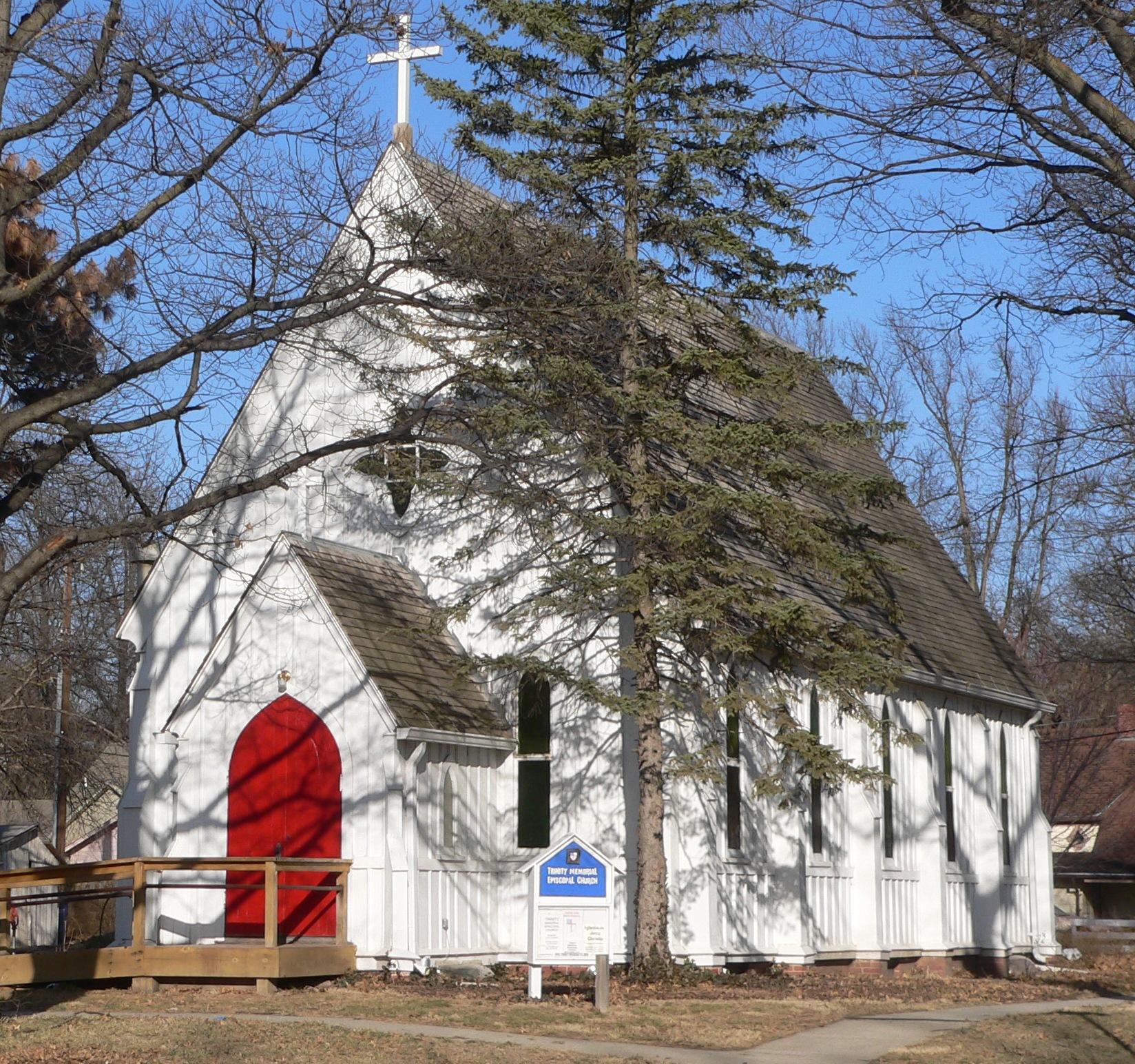 Filetrinity Memorial Episcopal Church Crete Nebraska From Sw 2