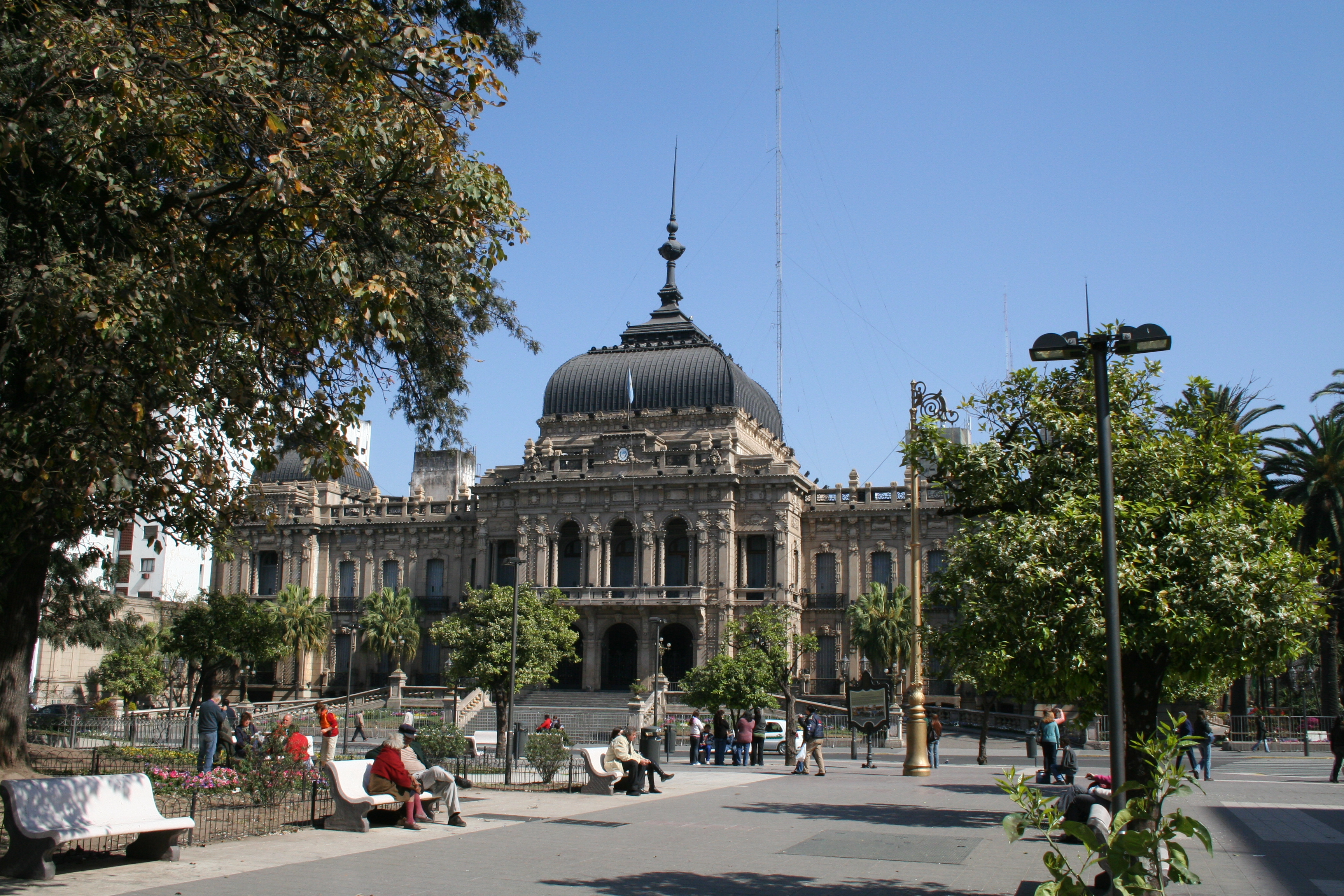 Tucuman Argentina  city images : Tucuman, Casa del Gobierno Wikipedia, the free encyclopedia