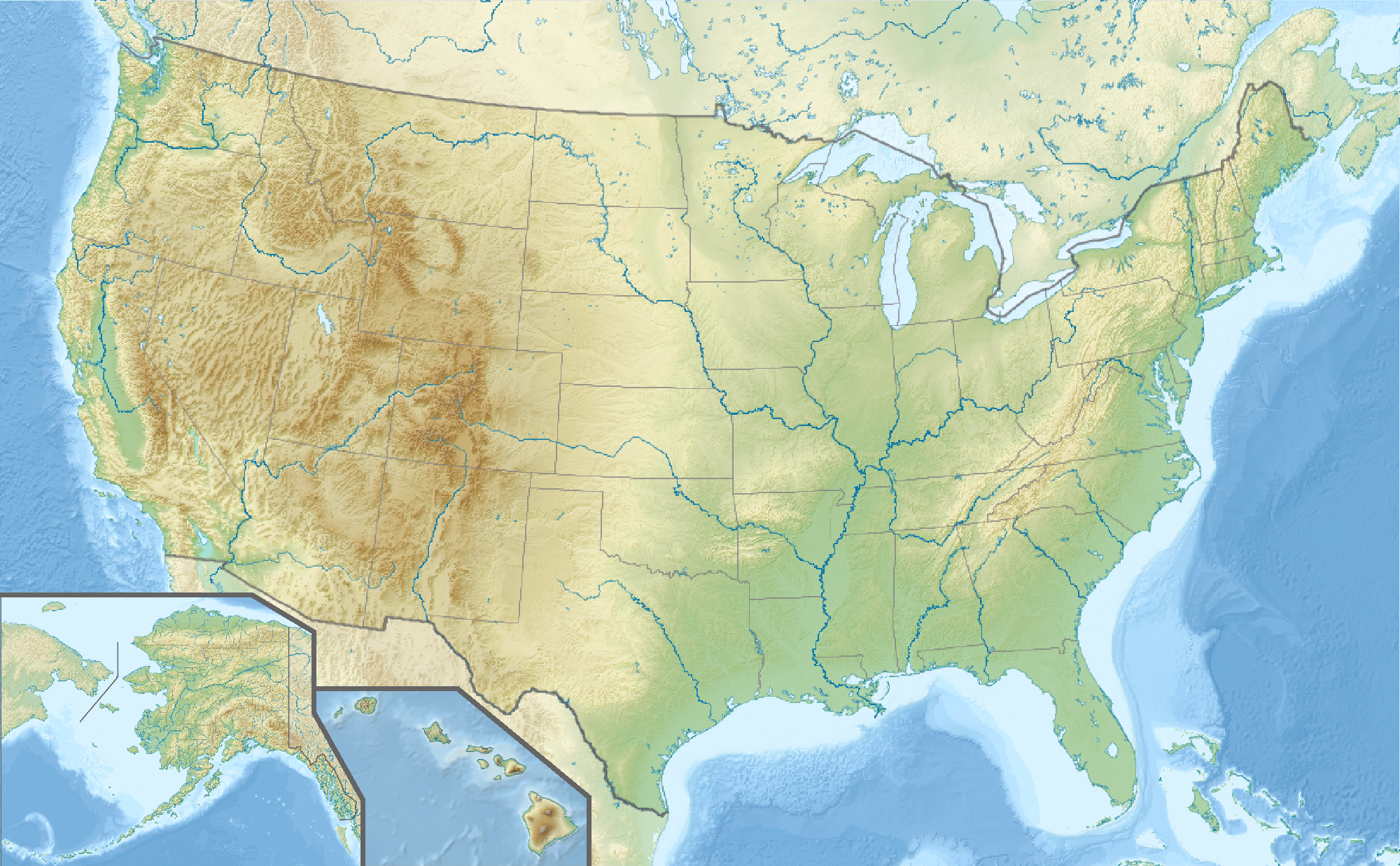 Datei:Usa edcp (+HI +AK) relief location map.png – Wikipedia