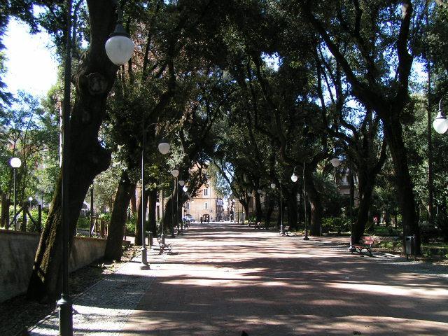 Villa Comunale Angri Orari