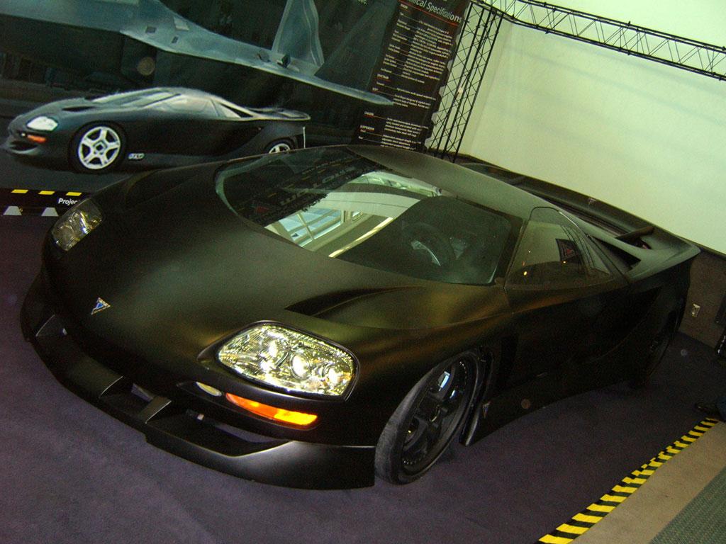 Toyota Supra 2018 >> Vector WX-8 - Wikipedia