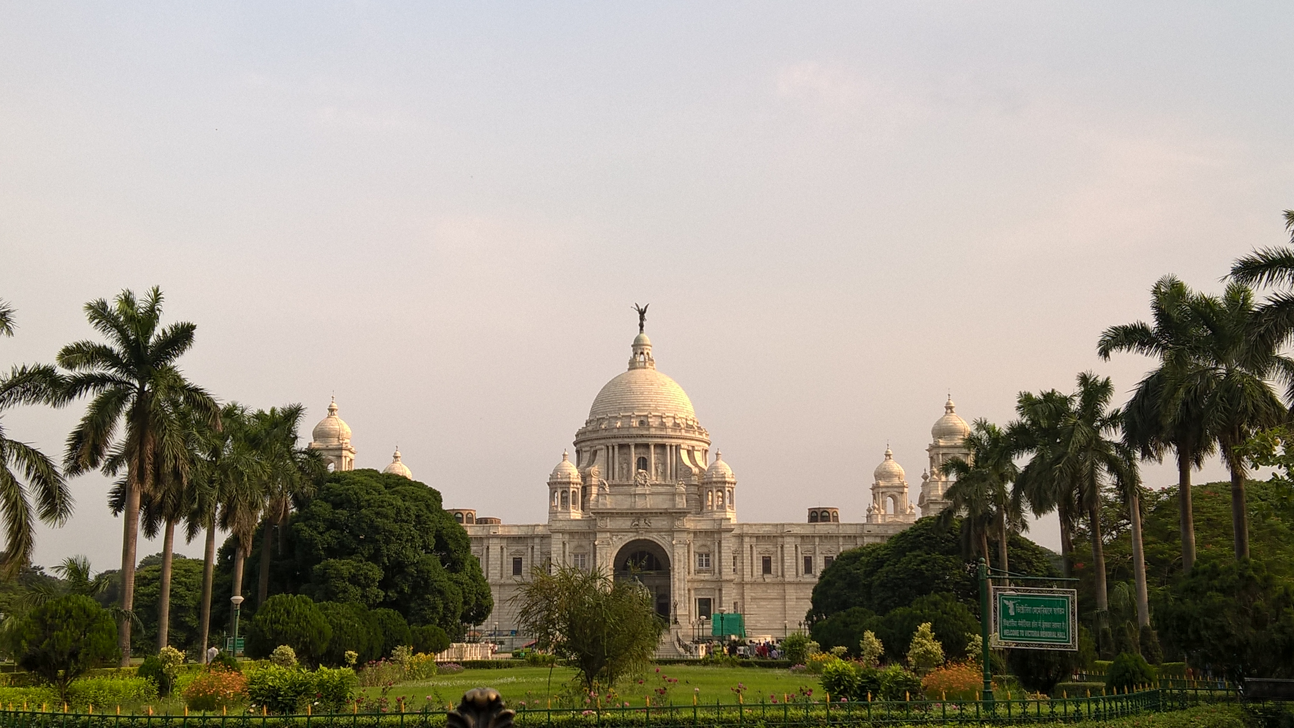 victoria place in kolkata