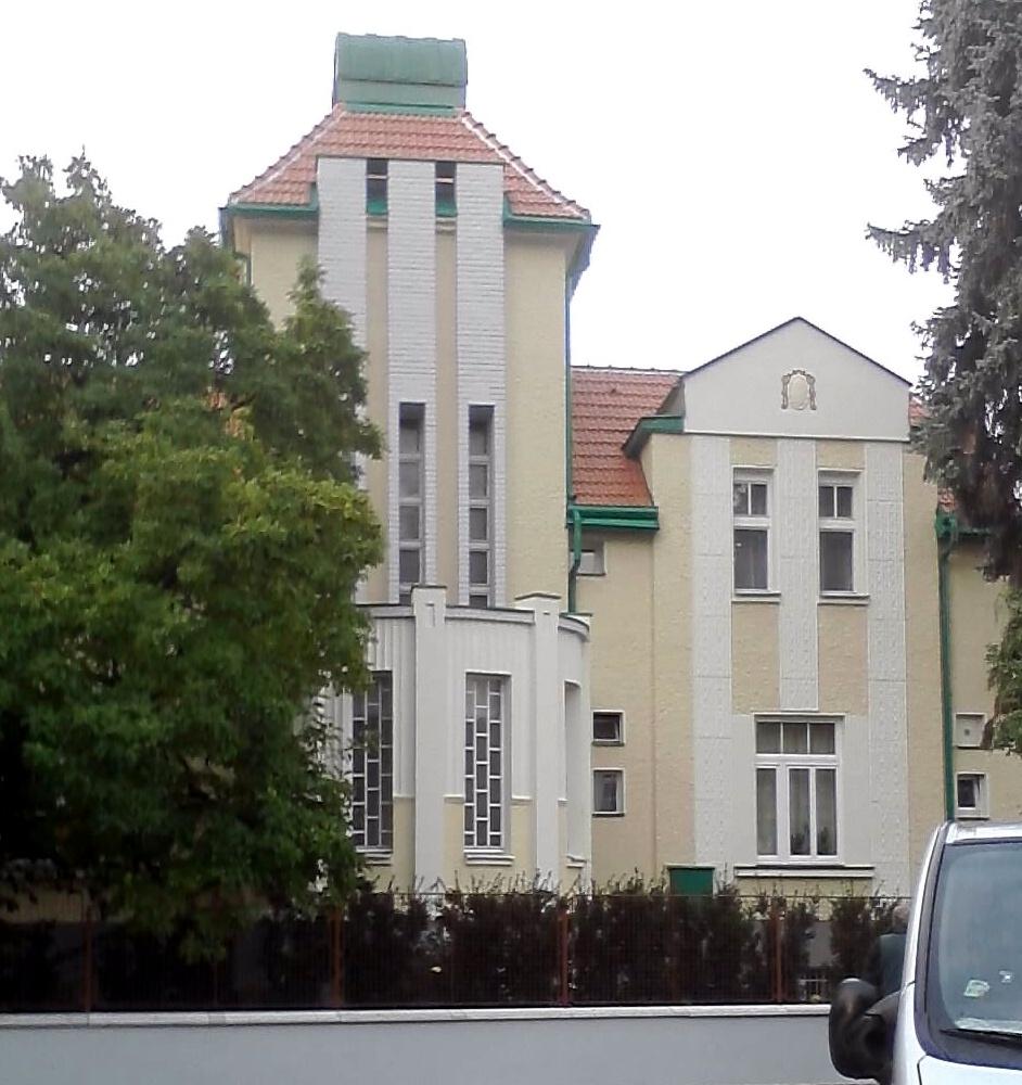 Gočárova vila