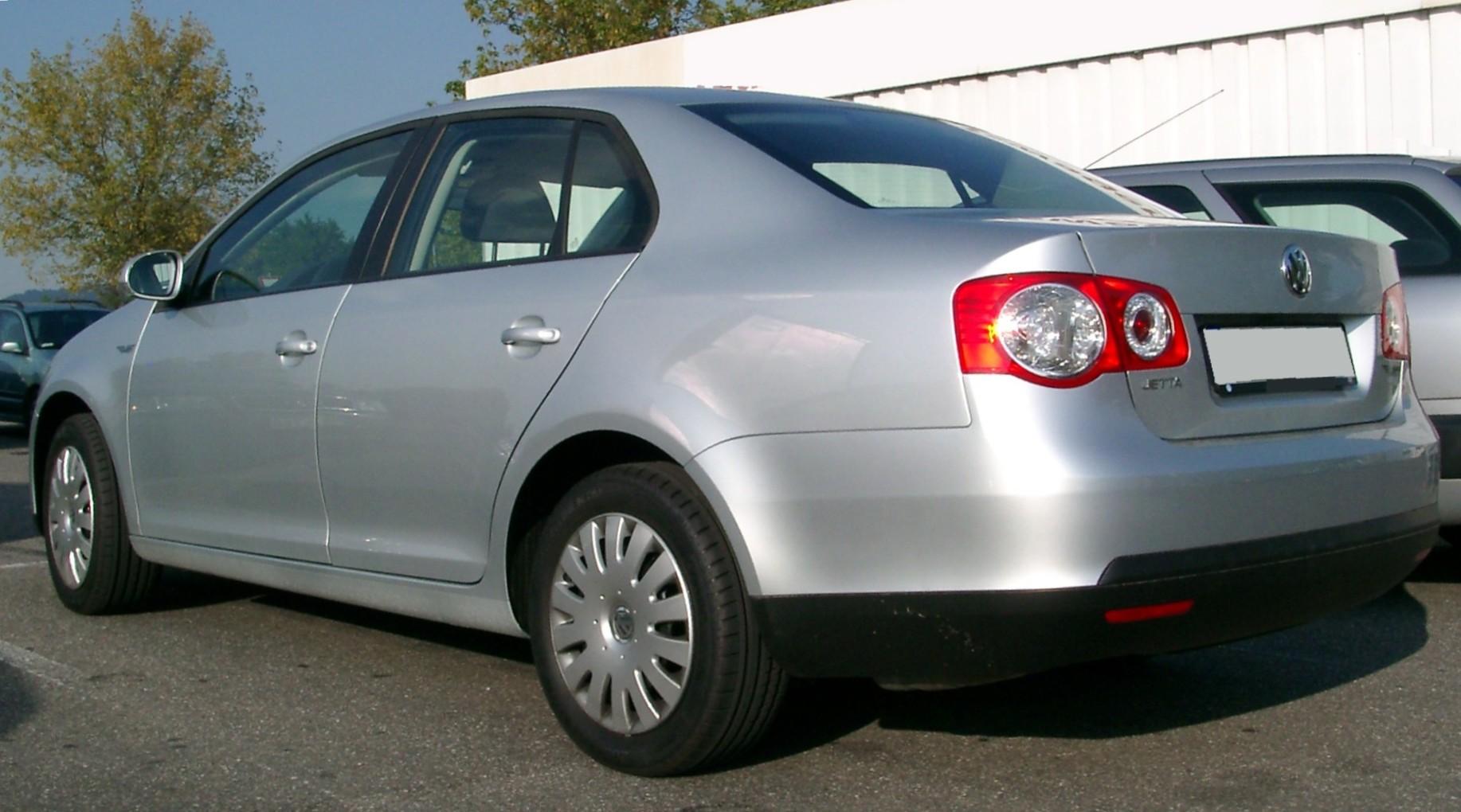 Description Volkswagen Jetta V rear 20070806.jpg