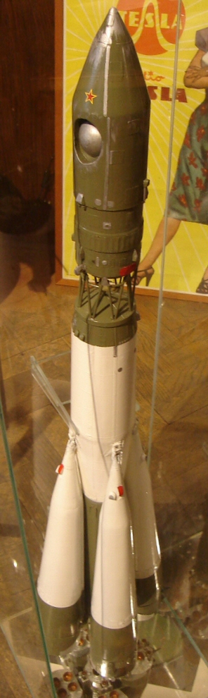 vostok rocket model - photo #34
