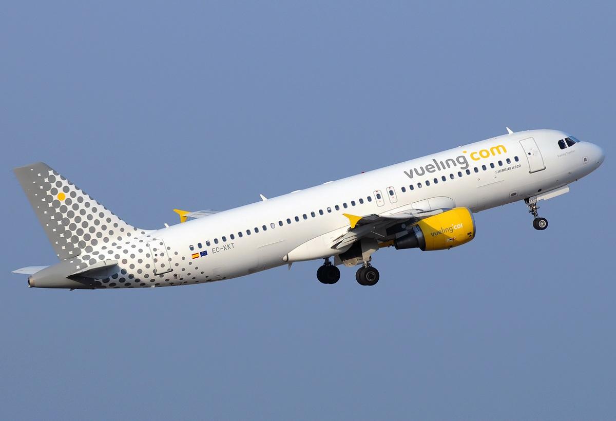 Сайт компании vueling airlines создание сайта слайды