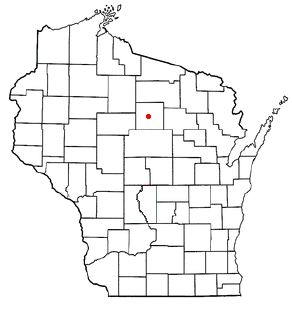 Rock Falls, Wisconsin Town in Wisconsin, United States