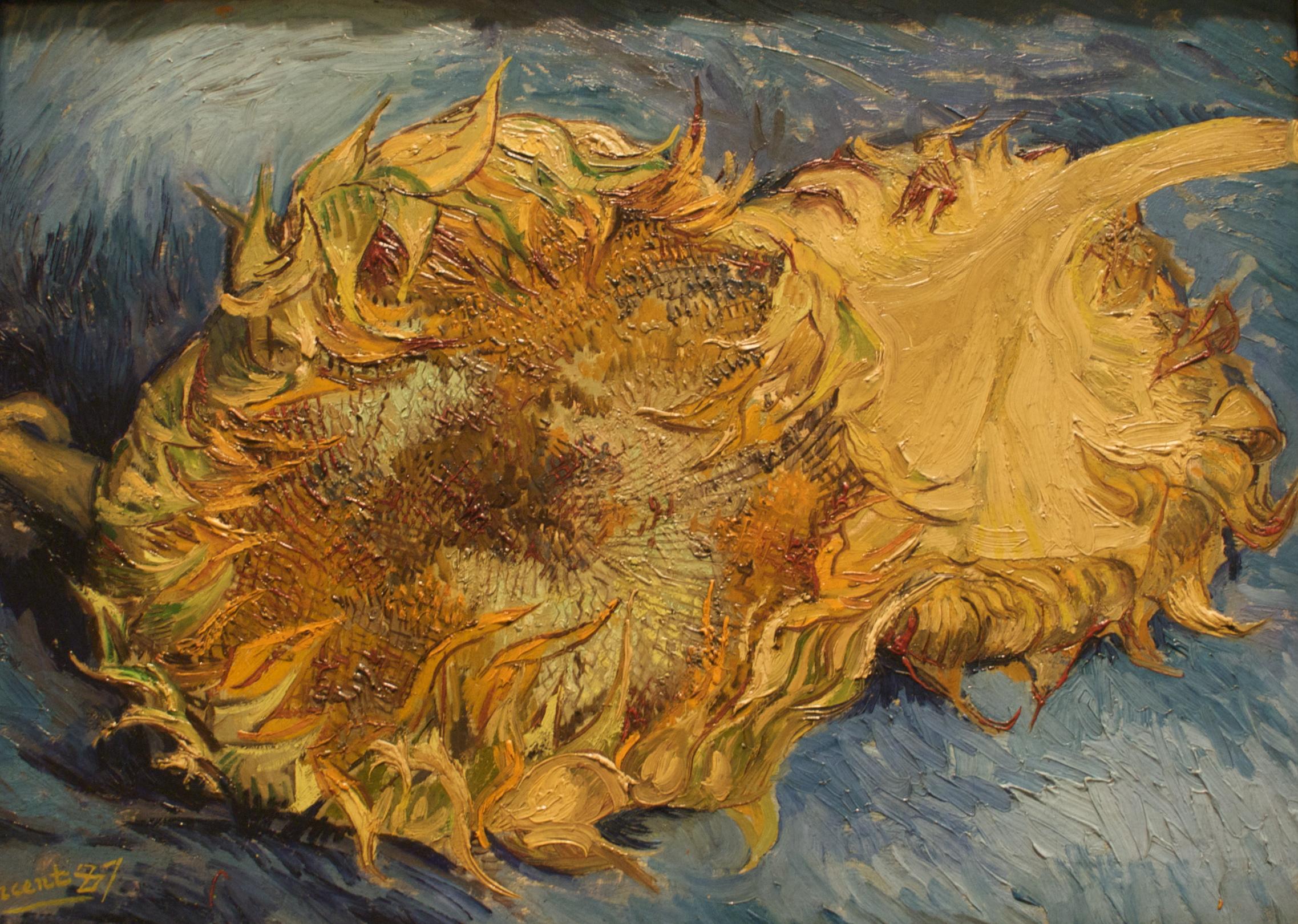 escompte chaussures nike running - File:WLA metmuseum Vincent van Gogh Sunflowers 2.jpg - Wikimedia ...