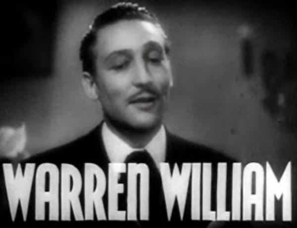 Veja o que saiu no Migalhas sobre Warren William