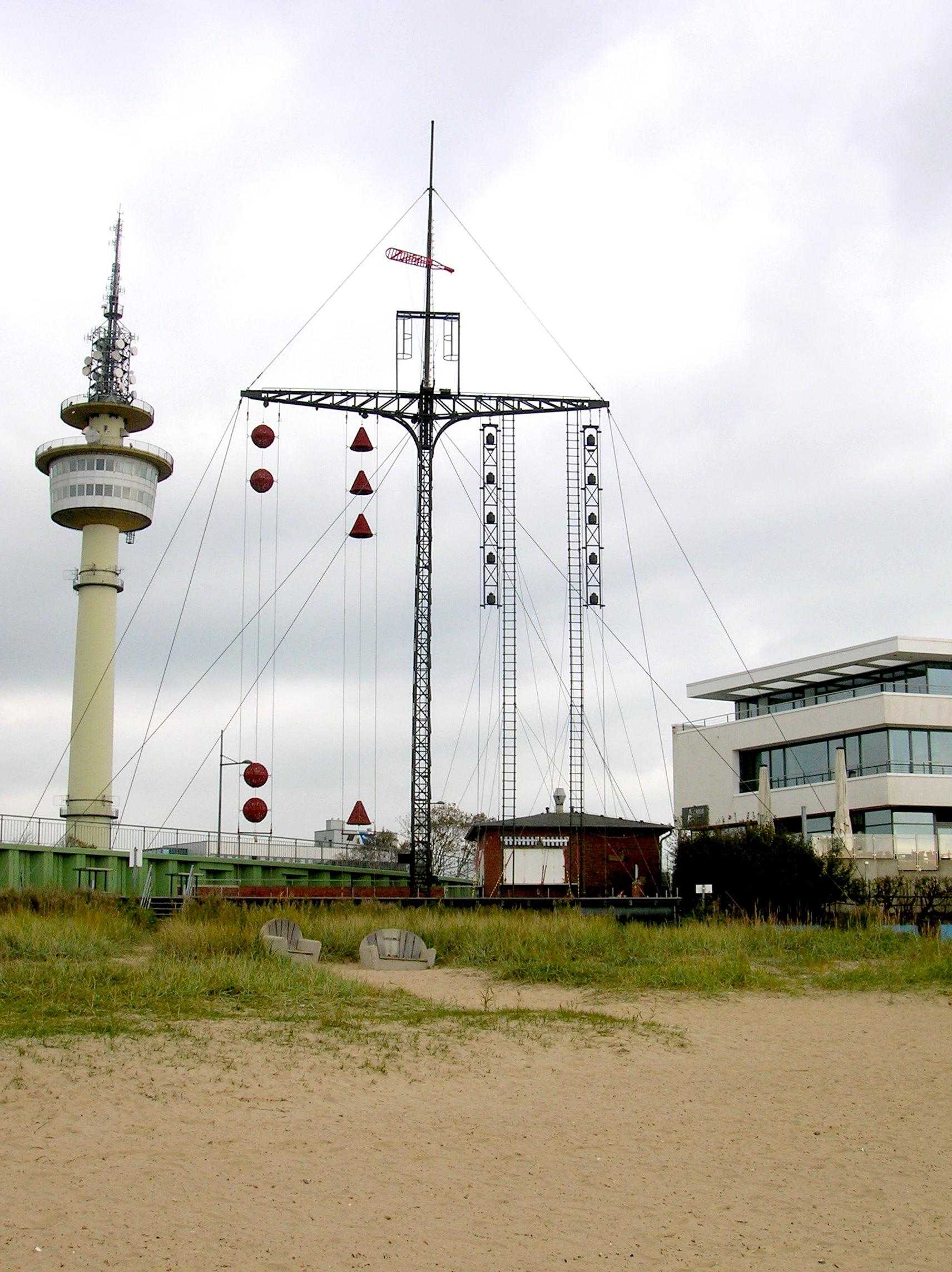 Wasserstandsanzeiger Bremerhaven