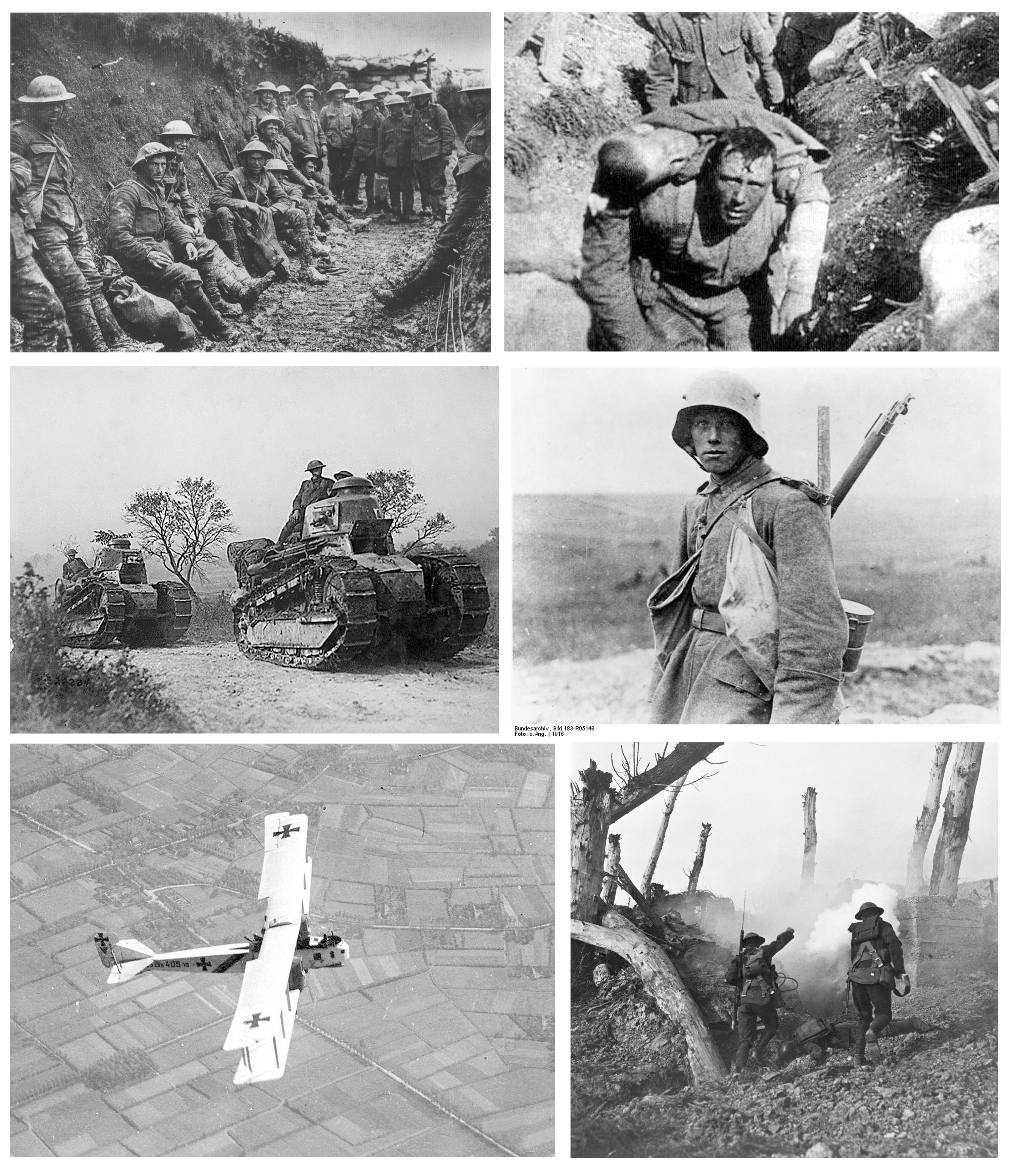 Západní fronta (první světová válka) – Wikipedie