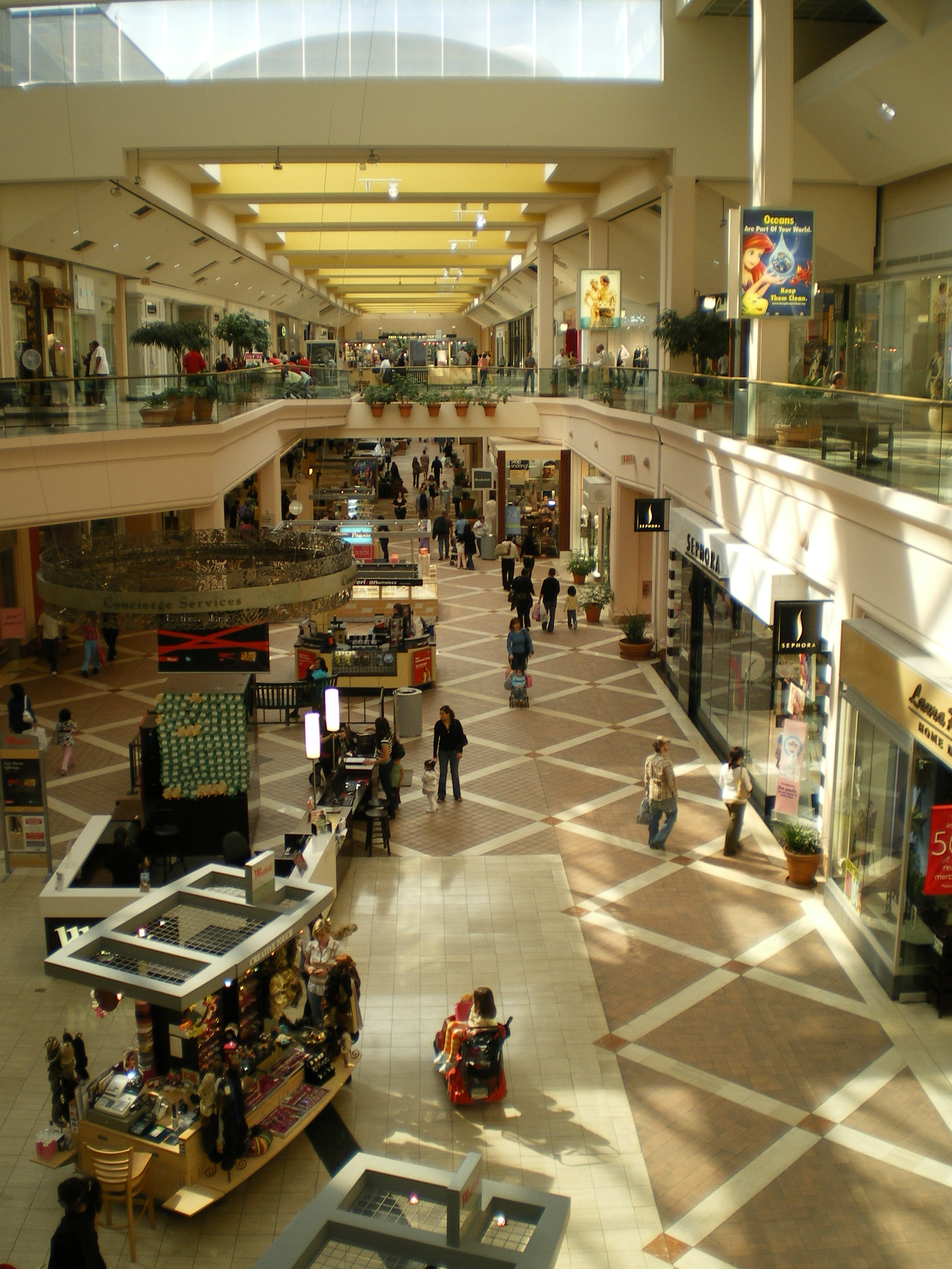 Fashion square mall address 87