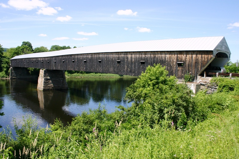 Cornish NH Covered Bridge