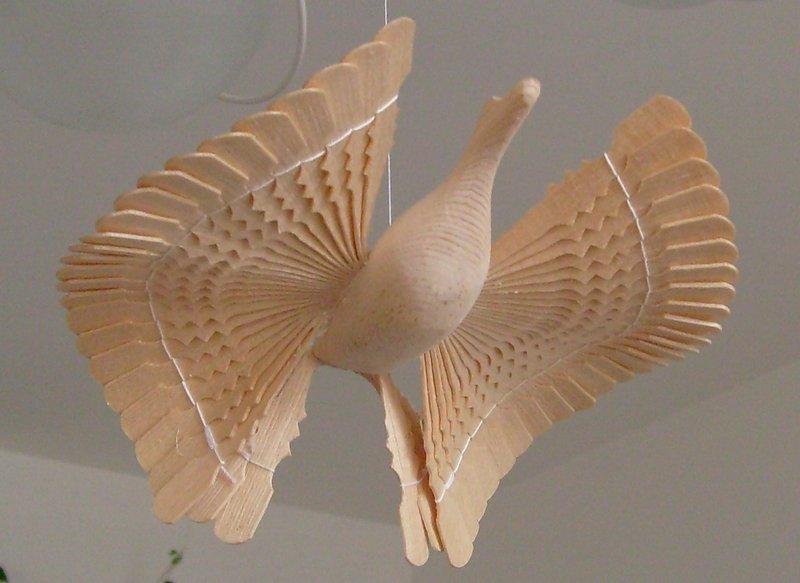 Кеотэми. птица Счастья.