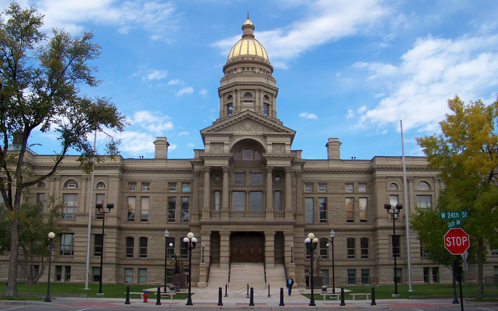 Wyoming State Capitol Building Tours