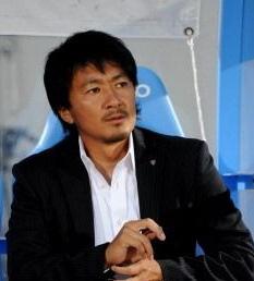Yoshiyuki Shinoda Japanese footballer and manager