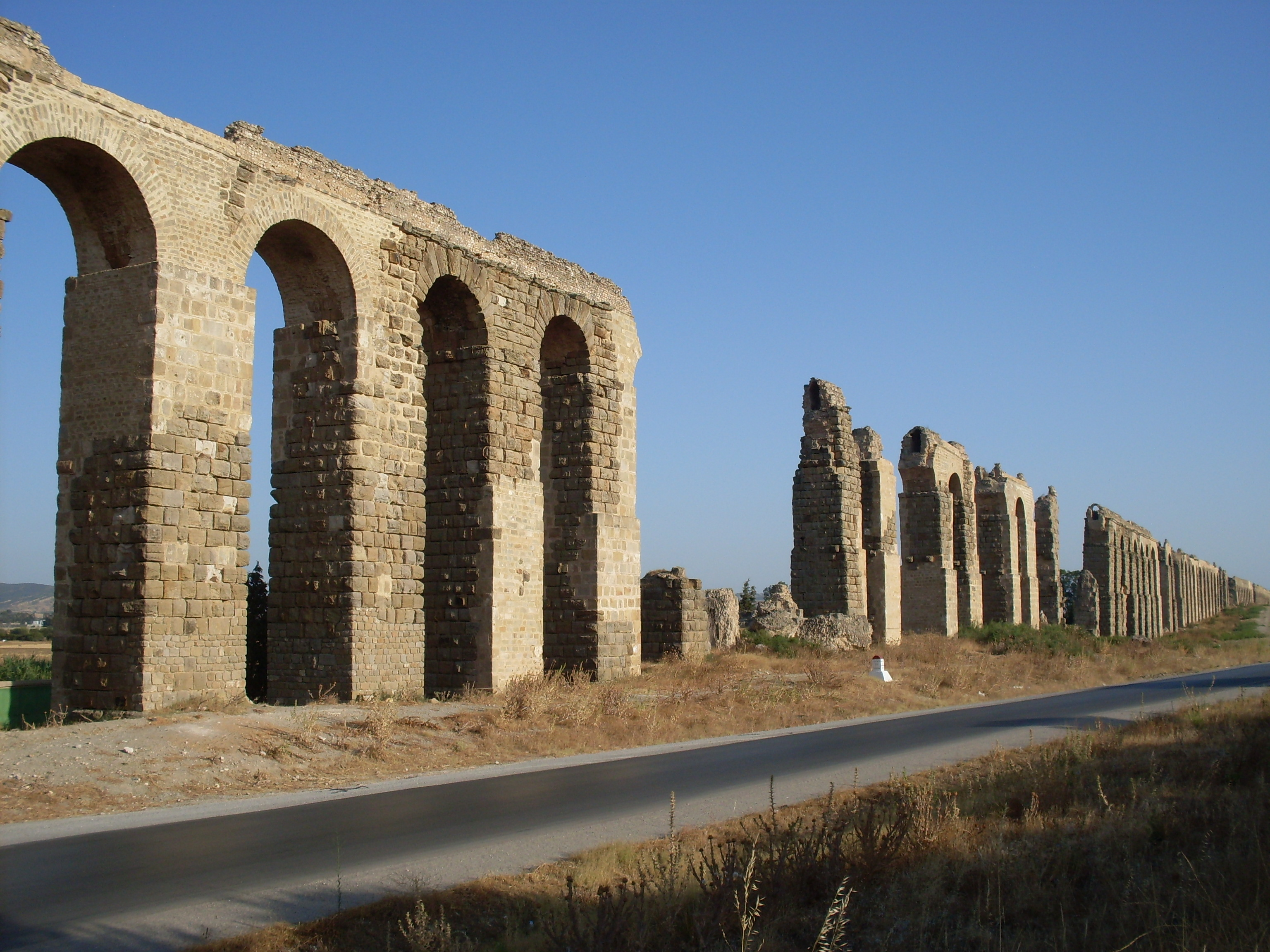 Aquädukt von Zaghouan