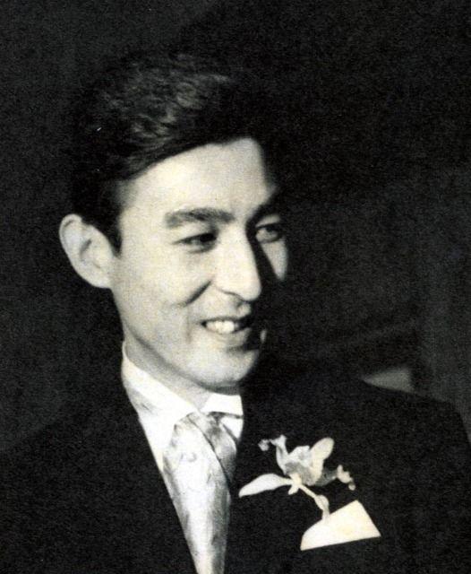 Hirata in 1957