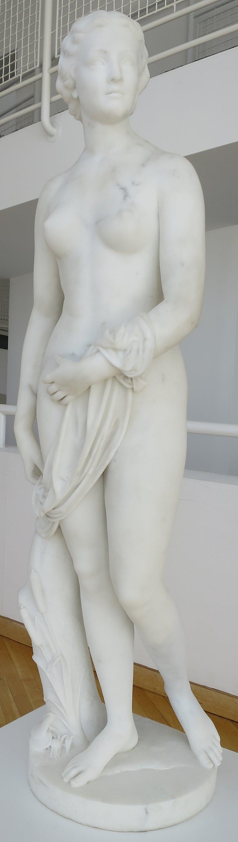 'musidora' by william walcutt, 1868, high museum.jpg