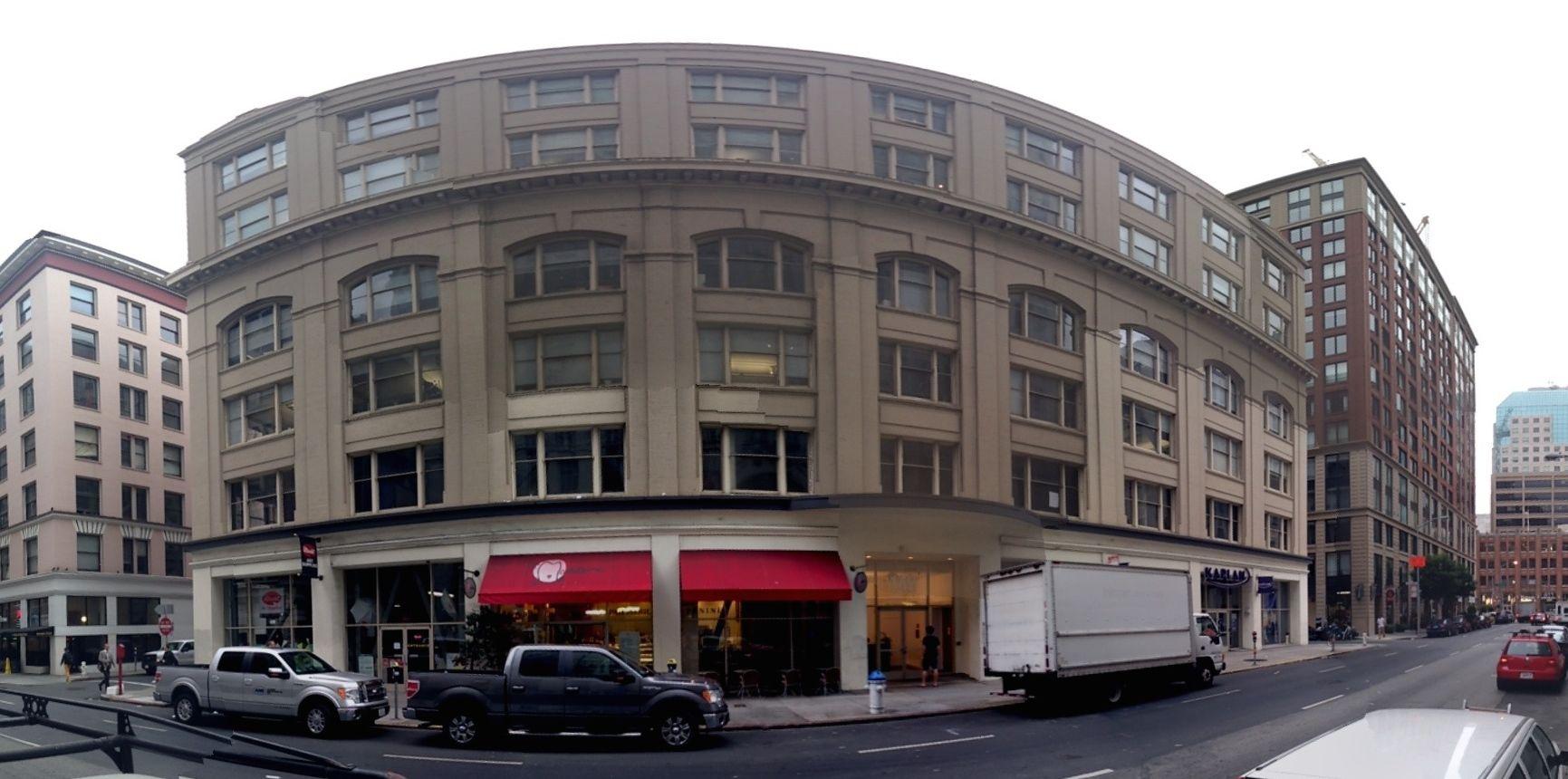 New Montgomery Street Room  San Francisco Ca