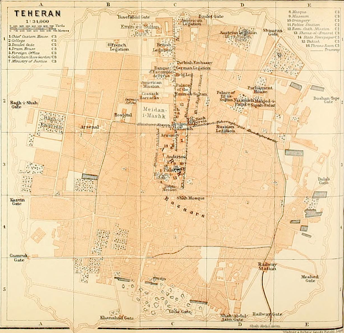 File1914 Tehran map byBaedekerpng Wikimedia Commons