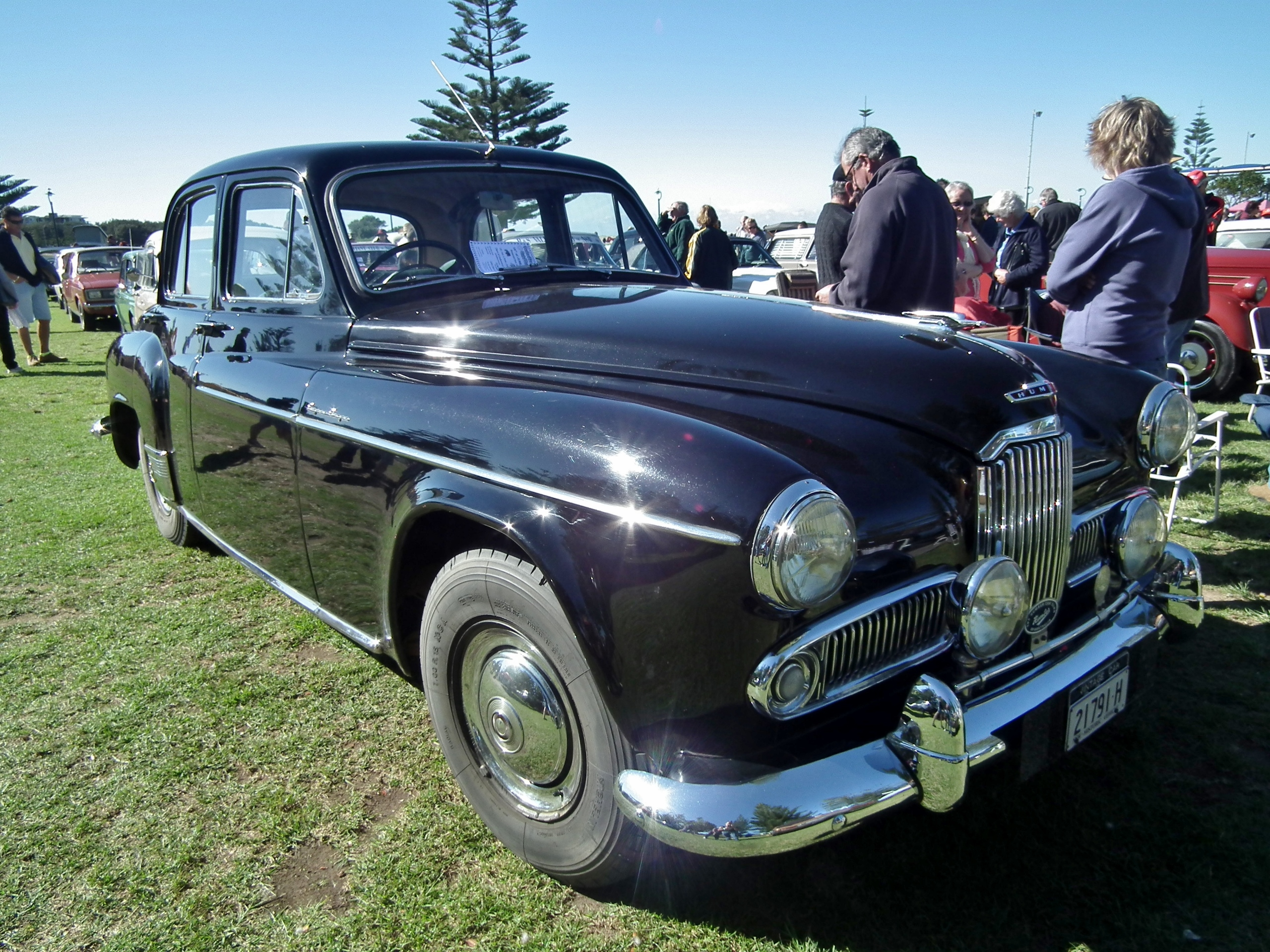 Humber Super Snipe Cars For Sale