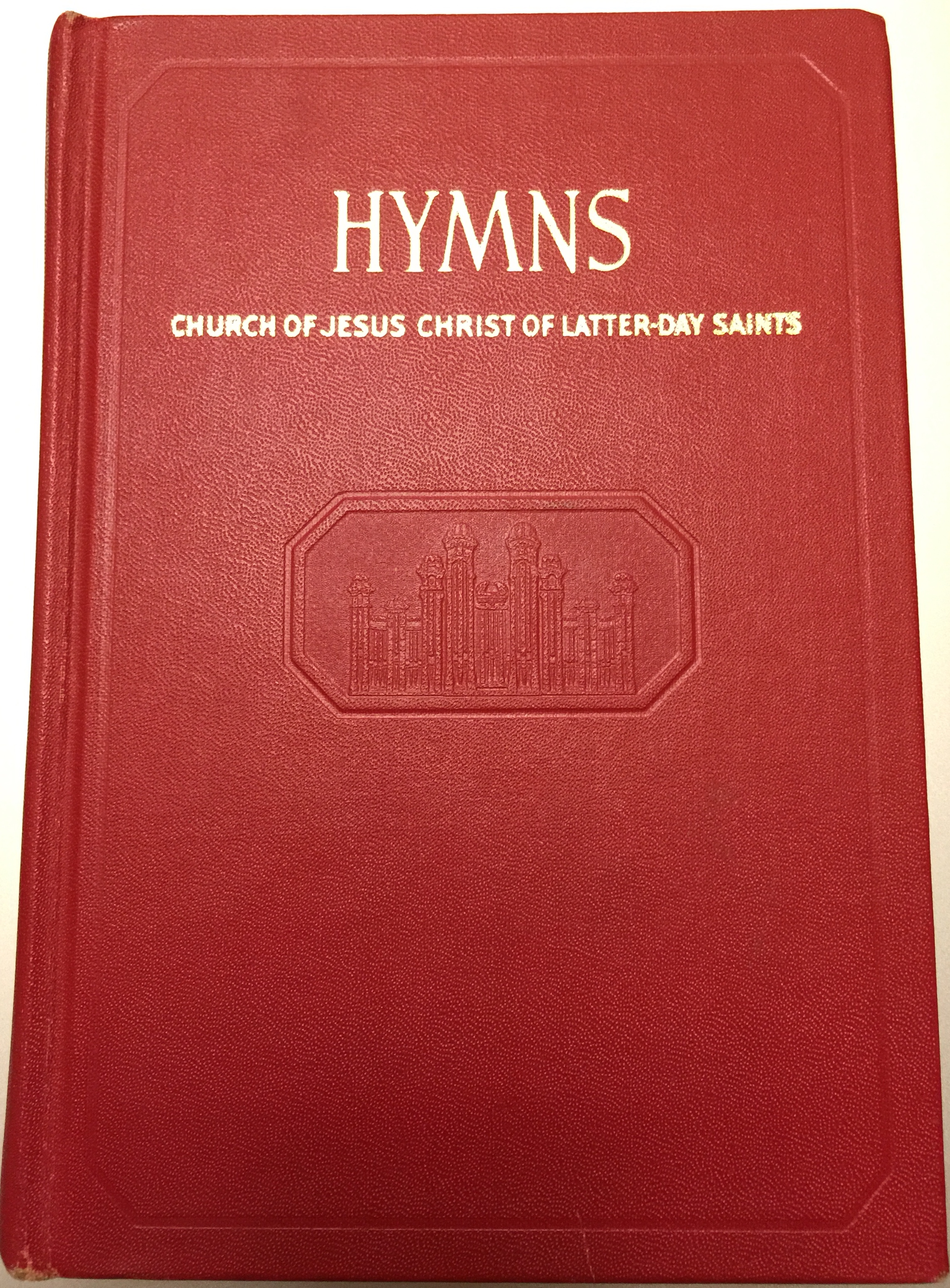 Church Of Christ Hymn Book