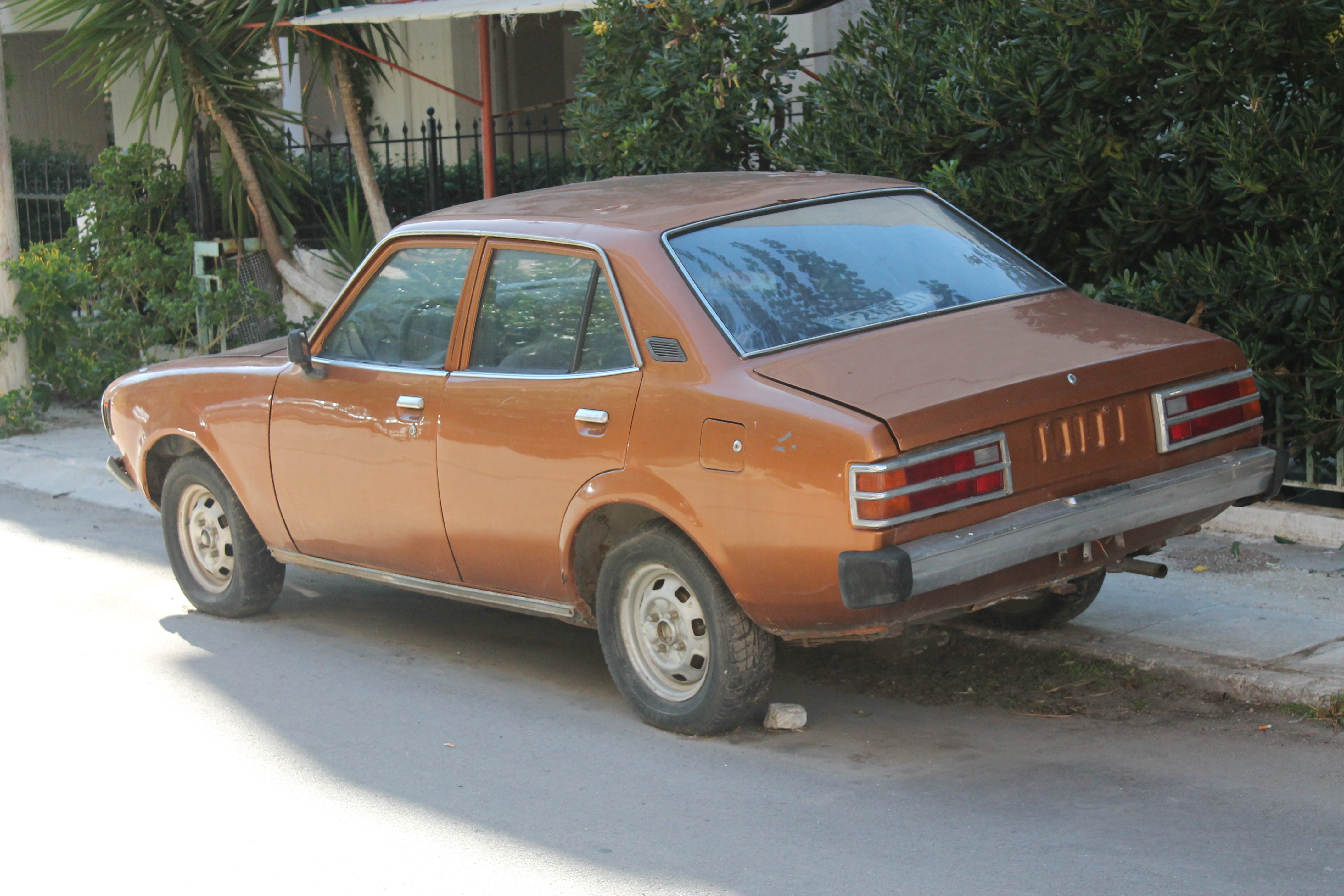1970 mitsubishi lancer